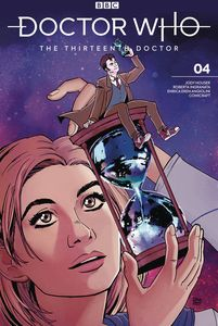 [Doctor Who: 13th Doctor: Season Two #4 (Cover A Anwar) (Product Image)]