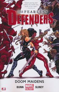 [Fearless Defenders: Volume 1: Doom Maidens NOW! (Product Image)]