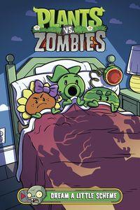 [Plants Vs Zombies: Volume 19: Dream A Little Scheme (Hardcover) (Product Image)]