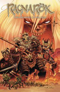 [Ragnarok: Volume 3: Breaking Of Helheim (Hardcover) (Product Image)]