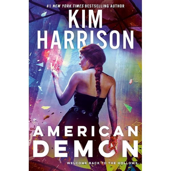[The cover for American Demon (Hardcover)]