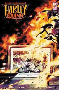 [Batman: White Knight Presents Harley Quinn #5 (Cover B Matteo Scalera Variant) (Product Image)]