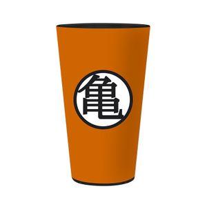 [Dragon Ball: Large Glass: Kame & Kaio (Product Image)]