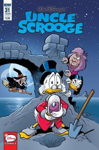 [Uncle Scrooge #31 (Cover A Jippes & Schroeder) (Product Image)]