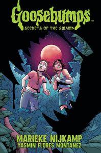 [Goosebumps: Secret Of The Swamp (Product Image)]