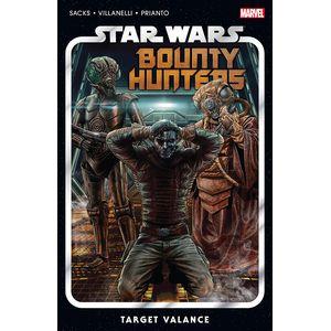[Star Wars: Bounty Hunters: Volume 2: Target Valance (Product Image)]