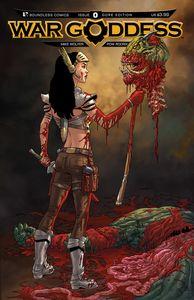 [War Goddess #1-8 (Gore Covers Bag Set) (Product Image)]
