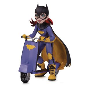 [DC: Artists Alley Vinyl Figure: Batgirl By Zullo (Product Image)]