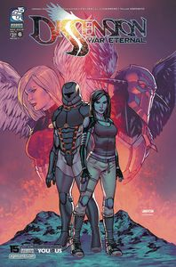 [Dissension: War Eternal #6 (Cover A Gunderson) (Product Image)]