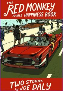 [Red Monkey Double Happiness Book (Hardcover) (Product Image)]