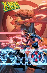 [X-Men: Legends #1 (Gleason Stormbreakers Variant) (Product Image)]