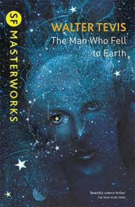 [S.F. Masterworks: The Man Who Fell To Earth (Product Image)]