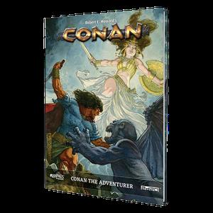 [Conan: Conan The Adventurer (Hardcover) (Product Image)]