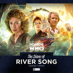 [Doctor Who: The Diary Of River Song: Series 3 (Product Image)]
