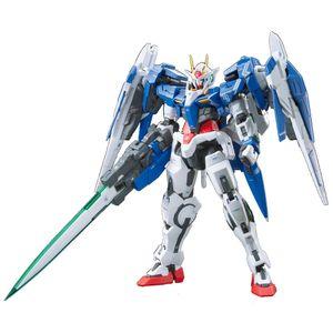 [Gundam: RG 1/144 Kit: GN-0000+Gnr-010: 00 Raiser (Product Image)]