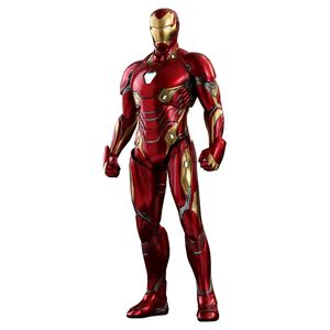 [Avengers: Infinity War: Hot Toys Diecast Action Figure: Iron Man (Product Image)]