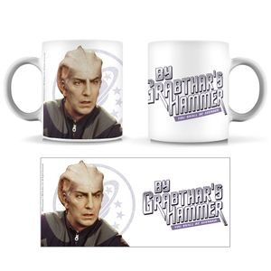 [Galaxy Quest: Mug: By Grabthar's Hammer! (Product Image)]
