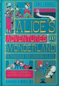 [Alice's Adventures In Wonderland & Through The Looking Glass (Hardcover) (Product Image)]