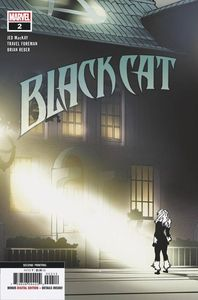 [Black Cat #2 (2nd Printing Variant) (Product Image)]