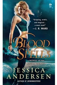 [Blood Spells (Product Image)]