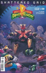 [Mighty Morphin Power Rangers #30 (Main Sg) (Product Image)]