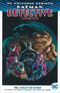 [Batman: Detective Comics: Volume 1: Rise Of The Batmen (Rebirth) (Product Image)]