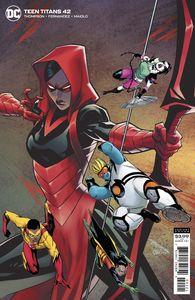 [Teen Titans #42 (Khary Randolph Variant Edition) (Product Image)]