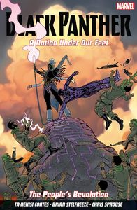 [Black Panther: A Nation Under Our Feet: Volume 3 (Product Image)]