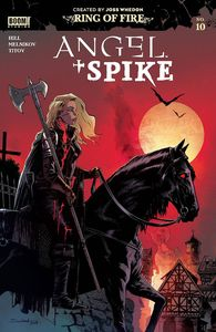 [Angel & Spike #10 (Cover B Melkinov) (Product Image)]