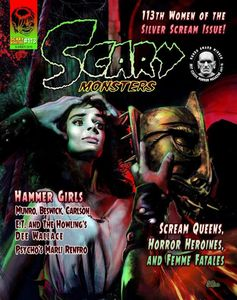 [Scary Monsters Magazine #113 (Product Image)]