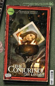 [DC Horror Presents: The Conjuring: The Lover #1 (Cover B Ryan Brown VHS Tribute Card Stock Variant) (Product Image)]