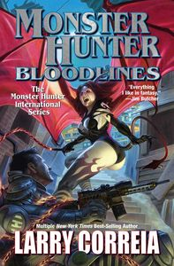 [Monster Hunter: Bloodlines (Hardcover) (Product Image)]