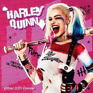 [DC: Harley Quinn: 2019 Calendar (Product Image)]