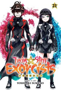 [Twin Star Exorcists: Volume 21 (Product Image)]