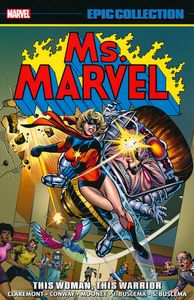 [Ms Marvel: Epic Collection: Woman Warrior (Product Image)]