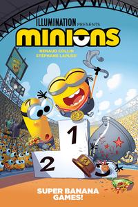 [Minions: Super Banana Games! (Product Image)]