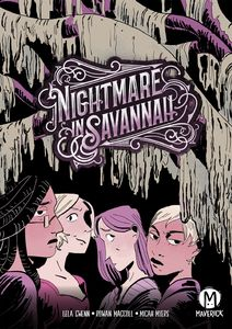 [Nightmare In Savannah (Product Image)]