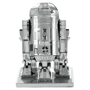 [Star Wars: Metal Earth Model Kits: R2-D2 (Product Image)]