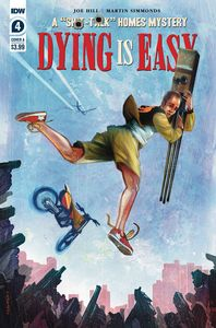 [Dying Is Easy #4 (Cover A Simmonds) (Product Image)]