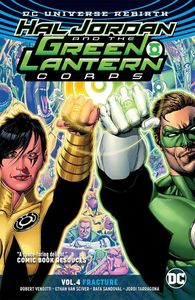 [Hal Jordan & The Green Lanterns Corp: Volume 4: Fracture (Rebirth) (Product Image)]