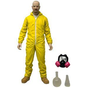 [Breaking Bad: Action Figures: Walter White (Yellow Hazmat Suit) (Product Image)]