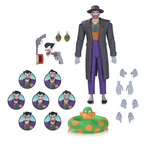 [Batman: The Animated Series: Joker Expressions Pack (Product Image)]