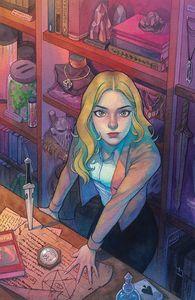 [Buffy The Vampire Slayer #28 (Cover C Frany Virgin Variant) (Product Image)]