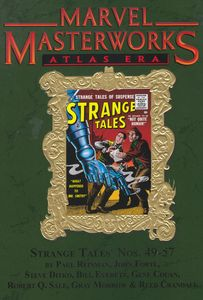 [Marvel Masterworks: Atlas Era Strange Tales: Volume 6 (Hardcover - DM Edition) (Product Image)]