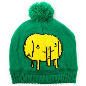 [Adventure Time: Beanie: Tree Trunks (Green) (Product Image)]