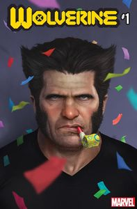 [Wolverine #1 (Rahzzah Party Variant) (Product Image)]