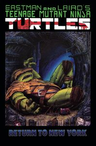 [Teenage Mutant Ninja Turtles: Colour Classics: Volume 3 (Product Image)]
