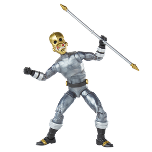 [Power Rangers: Lightning Collection Action Figure: Zeo Cog (Product Image)]