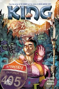 [King: The Graphic Novel (Product Image)]