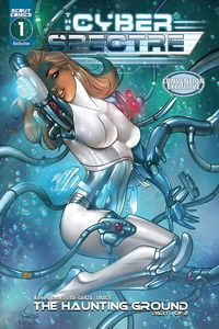 [Cyber Spectre #1 (USA Convention Edition) (Product Image)]